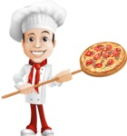 Basilio the Chef Artist - Pizza 2