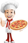 Basilio the Chef Artist - Pizza 3