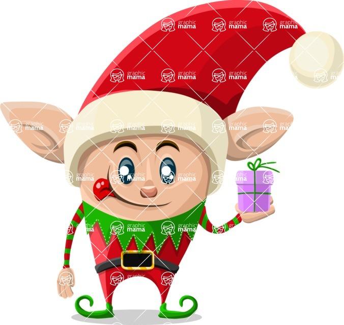 Christmas Vectors - Mega Bundle - Christmas Elf 2