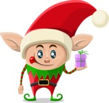 Christmas Vectors - Mega Bundle - Christmas Elf 2