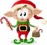 Christmas Vectors - Mega Bundle - Christmas Elf 3