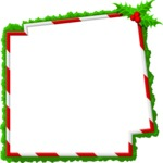 Christmas Vectors - Mega Bundle - Christmas Frame 19