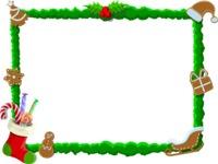 Christmas Vectors - Mega Bundle - Christmas Frame 20