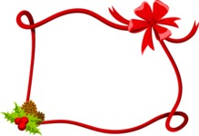 Christmas Vectors - Mega Bundle - Christmas Frame 5