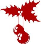 Christmas Vectors - Mega Bundle - Christmas Ornament Silhouette