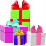Christmas Vectors - Mega Bundle - Pile of Gifts
