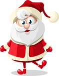 Christmas Vectors - Mega Bundle - Santa Claus 1