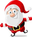 Christmas Vectors - Mega Bundle - Santa Claus 2