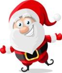 Christmas Vectors - Mega Bundle - Santa Claus 2