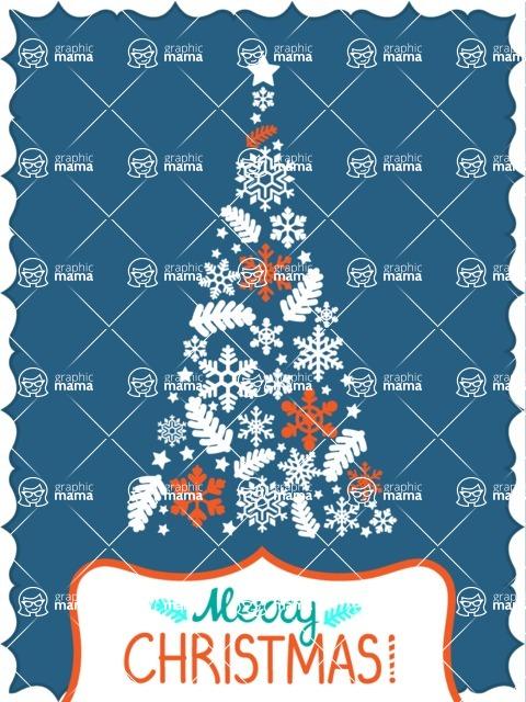 DIY Christmas Cards - Christmas Card Simple Tree