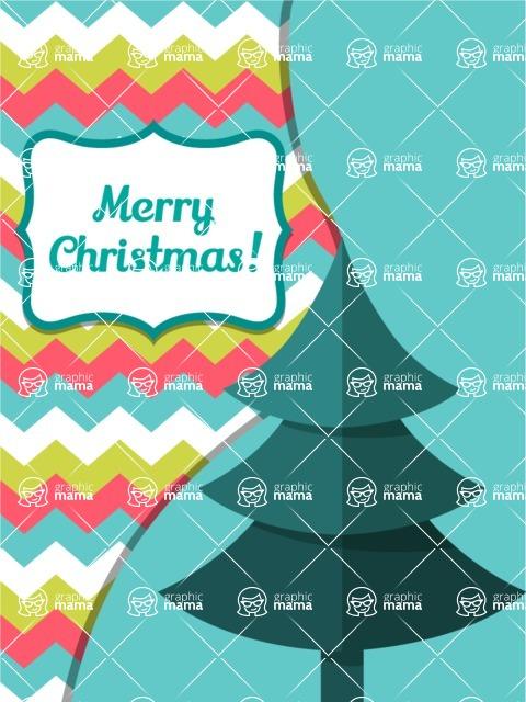 DIY Christmas Cards - Christmas Card Material Design