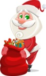 Saint Nick Holy-gift - Sack With Gifts