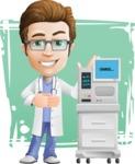 Dr 'Handsome' Steven - Shape 11