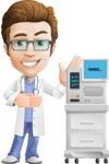 Dr 'Handsome' Steven - Machine
