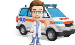 Dr 'Handsome' Steven - Ambulance