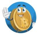 Bitcoin McPay - Shape 1