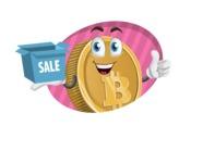 Bitcoin McPay - Shape 4