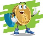 Bitcoin McPay - Shape 9