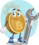 Bitcoin McPay - Shape 11