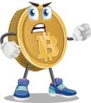 Bitcoin McPay - Angry