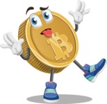 Bitcoin McPay - Making Face