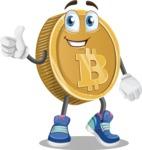 Bitcoin McPay - Thumbs Up