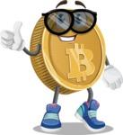 Bitcoin McPay - Sunglasses