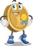 Bitcoin McPay - Ribbon
