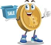Bitcoin McPay - Sale