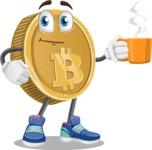 Bitcoin McPay - Coffee