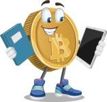 Bitcoin McPay - Book and iPad