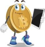 Bitcoin McPay - iPad3