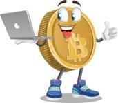 Bitcoin McPay - Laptop 1