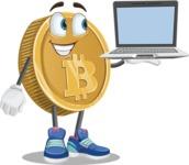 Bitcoin McPay - Laptop 3