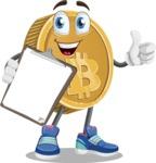 Bitcoin McPay - Notepad 4