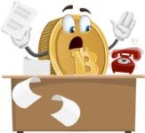 Bitcoin McPay - Office Fever
