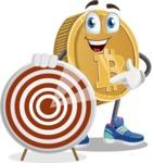 Bitcoin McPay - Target