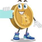 Bitcoin McPay - Sign 1