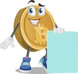 Bitcoin McPay - Sign 4