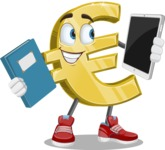 Euro Wealthon - Book and iPad