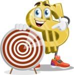 Dollarman Bucks - Target