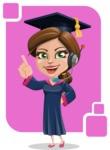 Sheryl Best Graduate - Shape 9