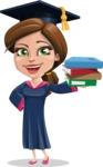 Sheryl Best Graduate - Book 2
