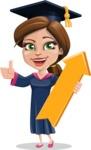 Sheryl Best Graduate - Pointer 1