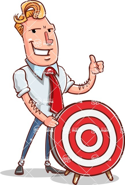 Max PowerToon - Target