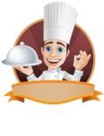 Carlos Food-Lover - Shape 3