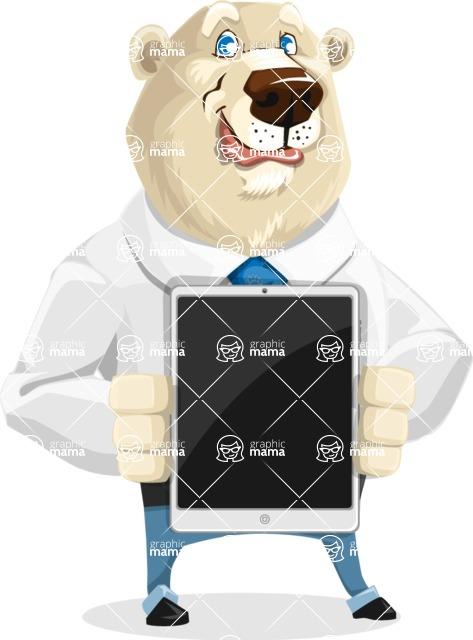 Robert McBear - iPad 1