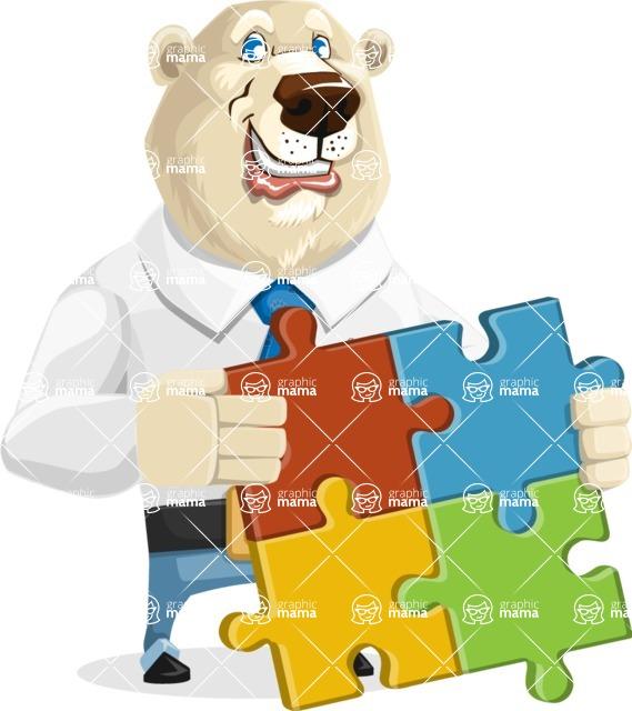 Robert McBear - Puzzle