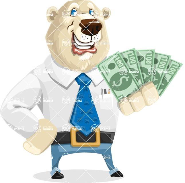 Robert McBear - Show me the Money
