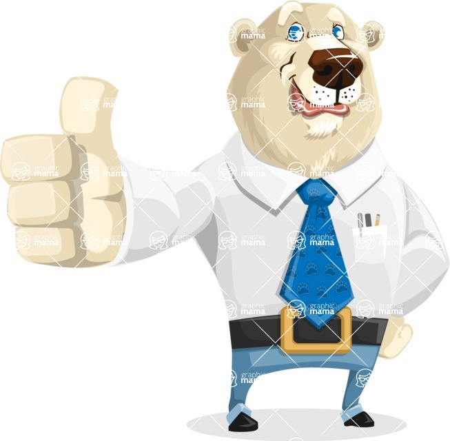 Robert McBear - Thumbs Up